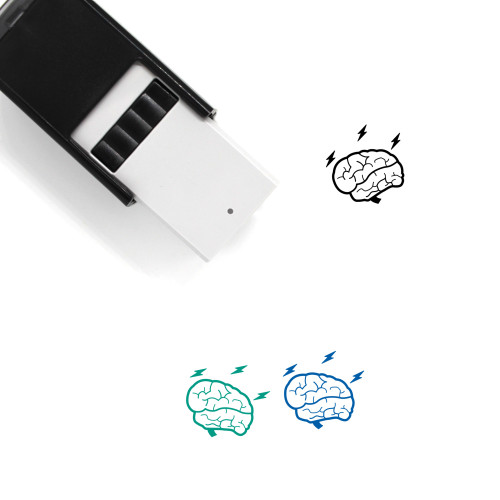 Brainstorm Self-Inking Rubber Stamp No. 39