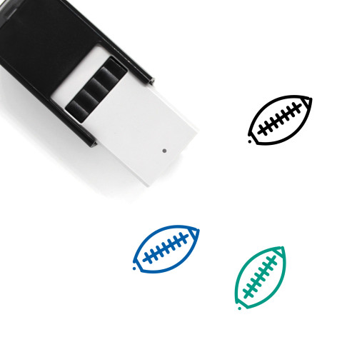 AFL Self-Inking Rubber Stamp No. 4