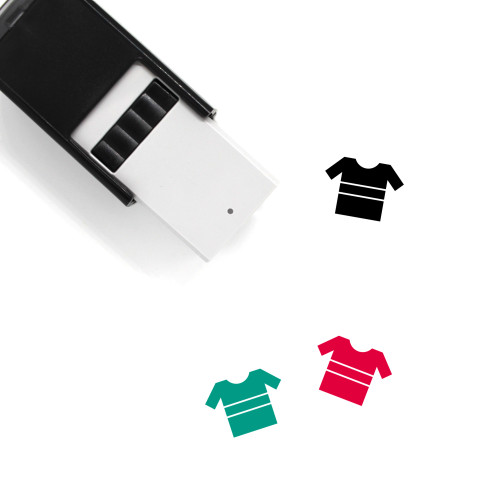 Shirt Self-Inking Rubber Stamp No. 196