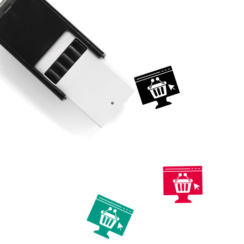 Online Self-Inking Rubber Stamp No. 88