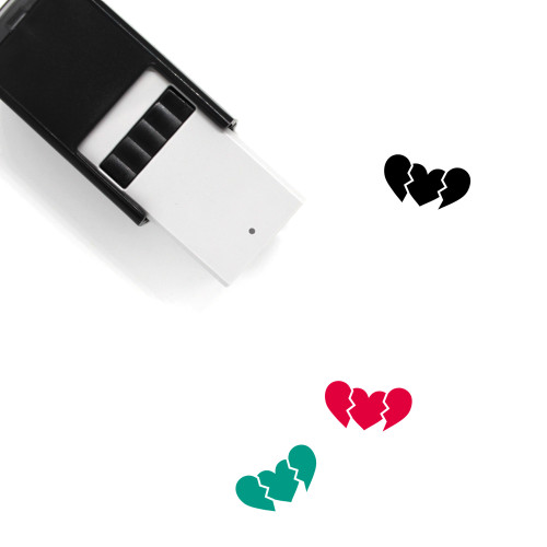 New Love Self-Inking Rubber Stamp No. 1