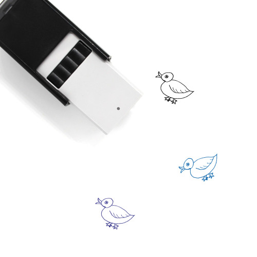 Duck Self-Inking Rubber Stamp No. 63