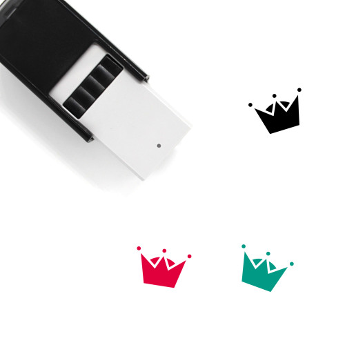 King Self-Inking Rubber Stamp No. 419