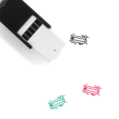 Zepellin Self-Inking Rubber Stamp No. 1
