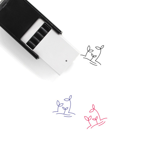 Sprout Self-Inking Rubber Stamp No. 14