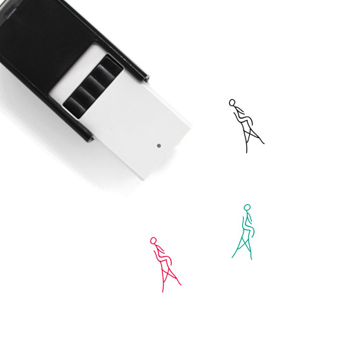 Lifeguard Self-Inking Rubber Stamp No. 5