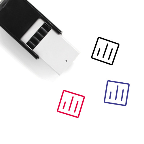 Insights Self-Inking Rubber Stamp No. 2