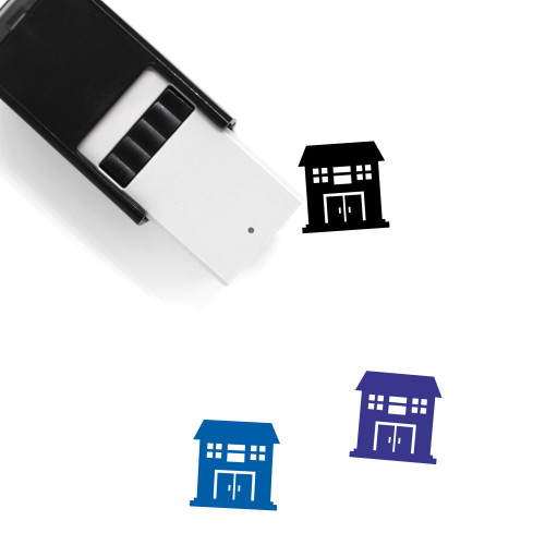 Retail Store Self-Inking Rubber Stamp No. 7