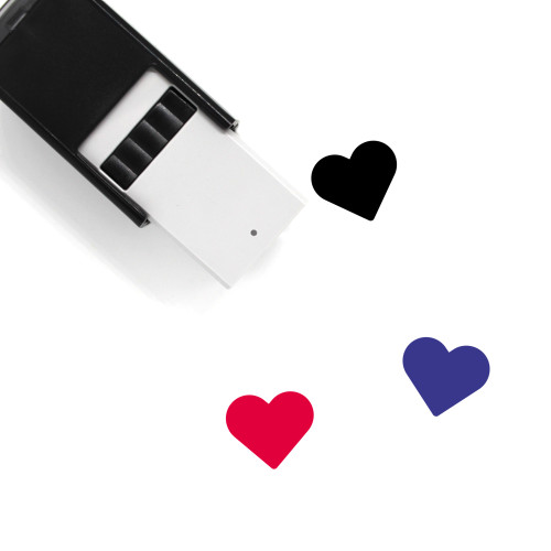 Love Self-Inking Rubber Stamp No. 675