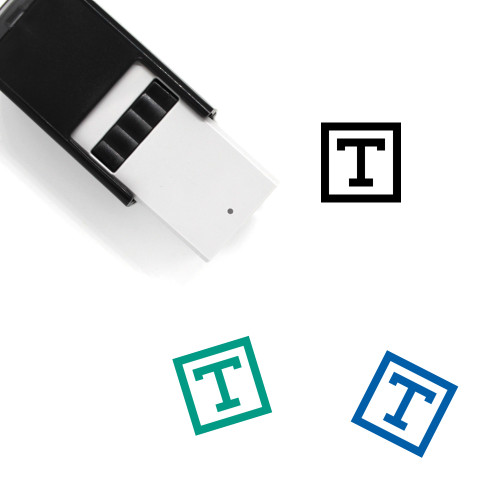 Web Design And Development Self-Inking Rubber Stamp No. 58