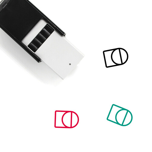 Integrate Self-Inking Rubber Stamp No. 2