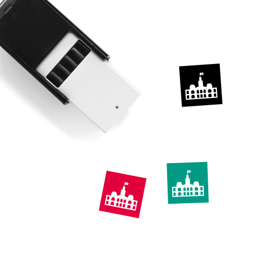 City Self-Inking Rubber Stamp No. 211