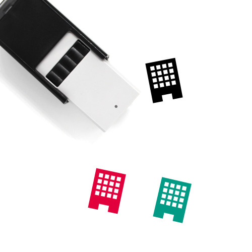 Company Self-Inking Rubber Stamp No. 41