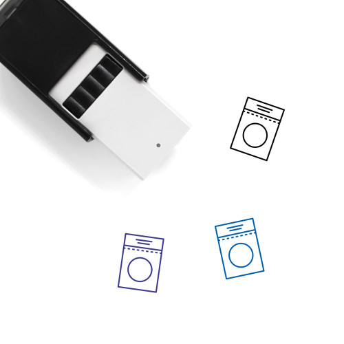 Cereal Self-Inking Rubber Stamp No. 42