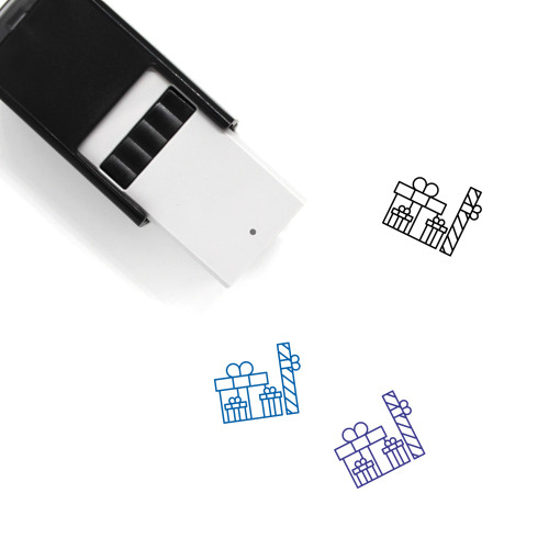 Gifts Self-Inking Rubber Stamp No. 42