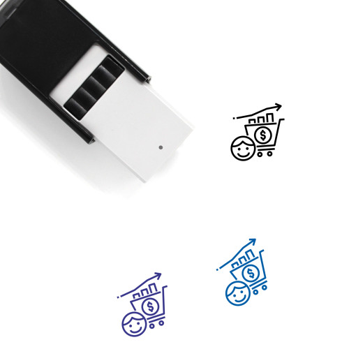 Consumer Self-Inking Rubber Stamp No. 22