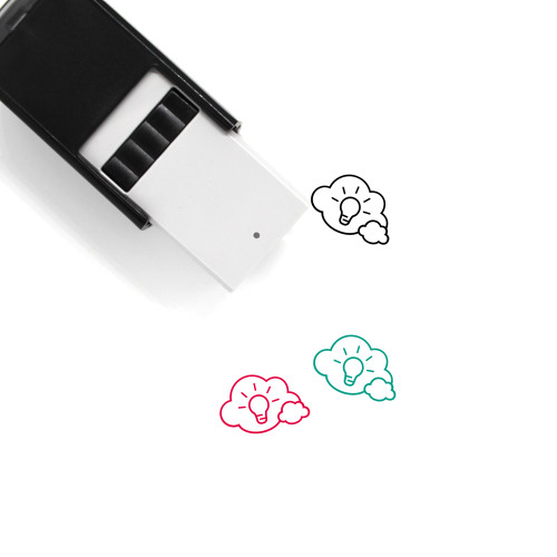 Brainstorm Self-Inking Rubber Stamp No. 41