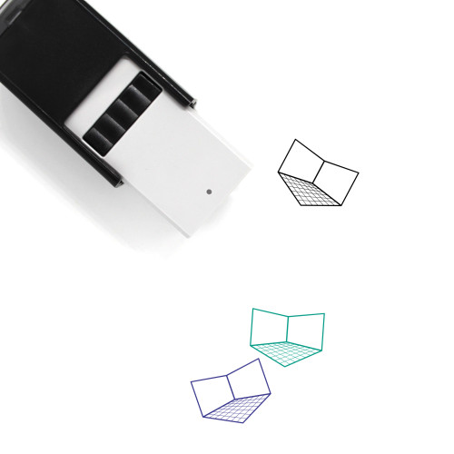 Room Self-Inking Rubber Stamp No. 16