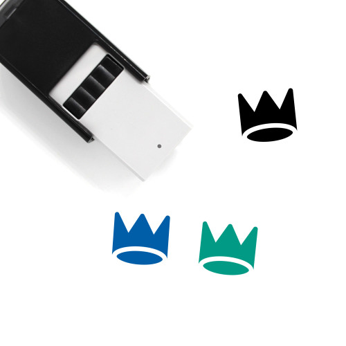 Crown Self-Inking Rubber Stamp No. 161