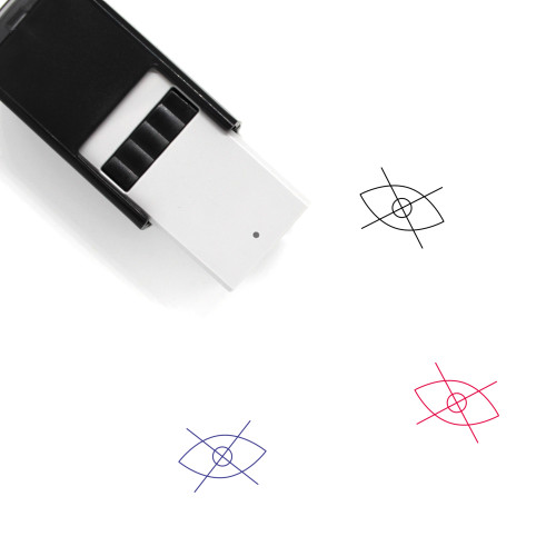 Blind Self-Inking Rubber Stamp No. 30