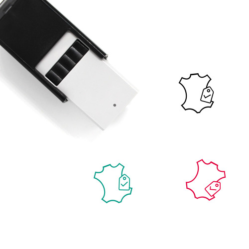 Swatch Self-Inking Rubber Stamp No. 21