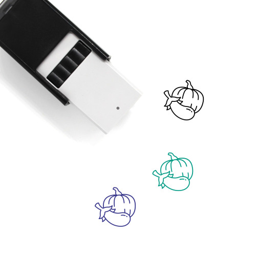 Squash Self-Inking Rubber Stamp No. 22