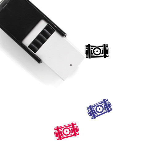 Dynamite Self-Inking Rubber Stamp No. 34