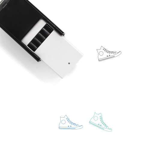Sneaker Self-Inking Rubber Stamp No. 88