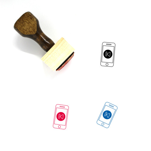 Previous Wooden Rubber Stamp No. 128