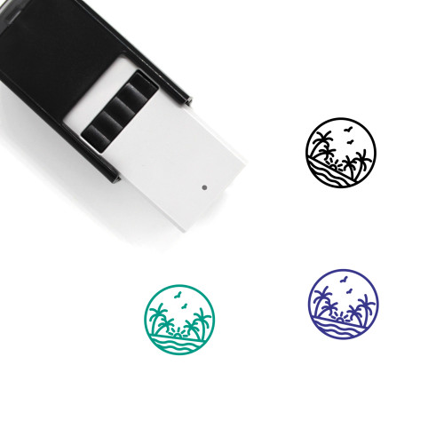 Nature Self-Inking Rubber Stamp No. 181