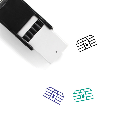 Stack Self-Inking Rubber Stamp No. 37