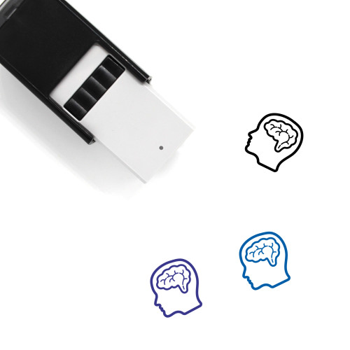 Intellect Self-Inking Rubber Stamp No. 26
