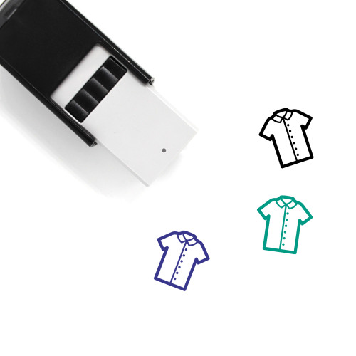 Shirt Self-Inking Rubber Stamp No. 199