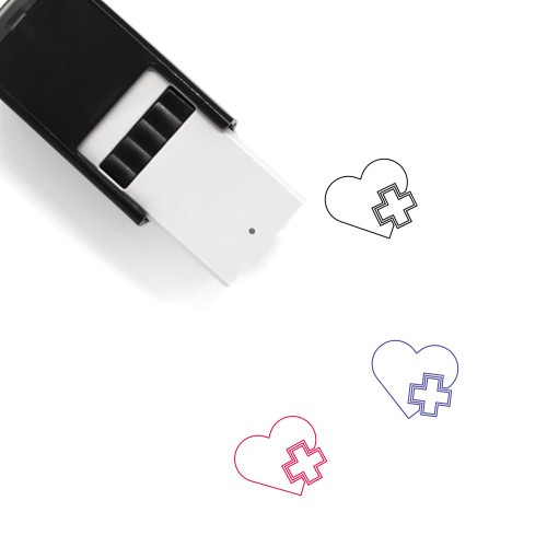 Health Self-Inking Rubber Stamp No. 426