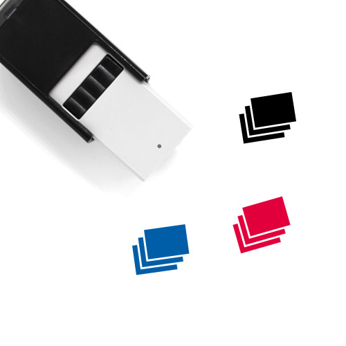 Windows Self-Inking Rubber Stamp No. 48