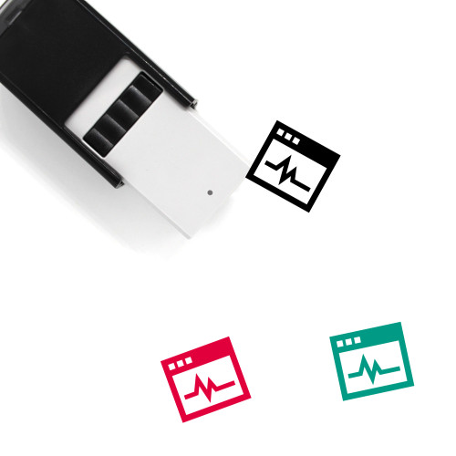 Browser Self-Inking Rubber Stamp No. 114