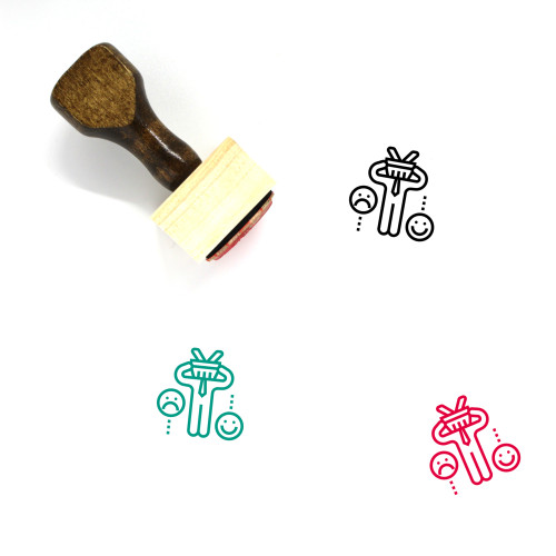 Complaint Wooden Rubber Stamp No. 20