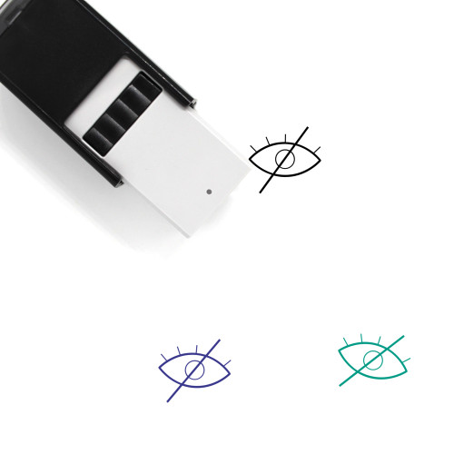 Invisible Self-Inking Rubber Stamp No. 78
