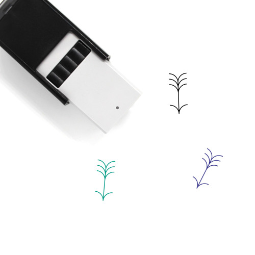 Arrow Down Self-Inking Rubber Stamp No. 69