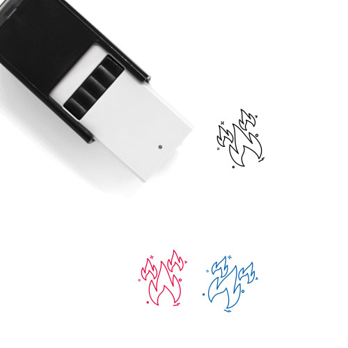Fair Self-Inking Rubber Stamp No. 11