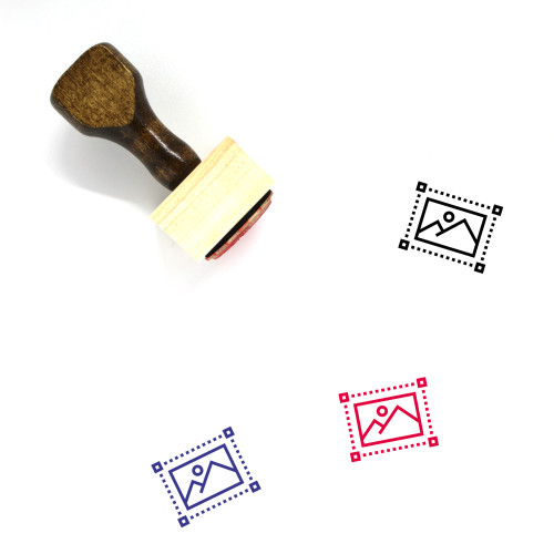 Editing Wooden Rubber Stamp No. 19