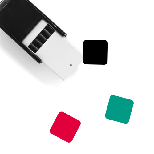 Stop Self-Inking Rubber Stamp No. 115