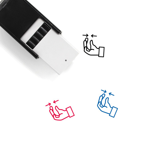 Taking Self-Inking Rubber Stamp No. 1