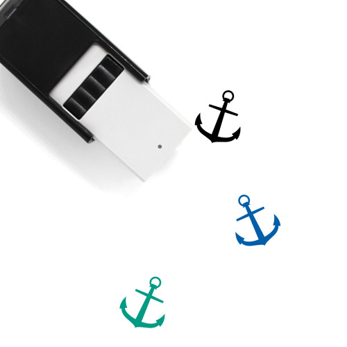 Anchor Self-Inking Rubber Stamp No. 591