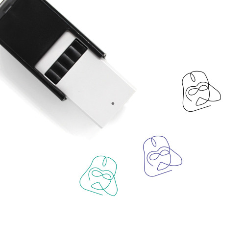 Theater Self-Inking Rubber Stamp No. 29