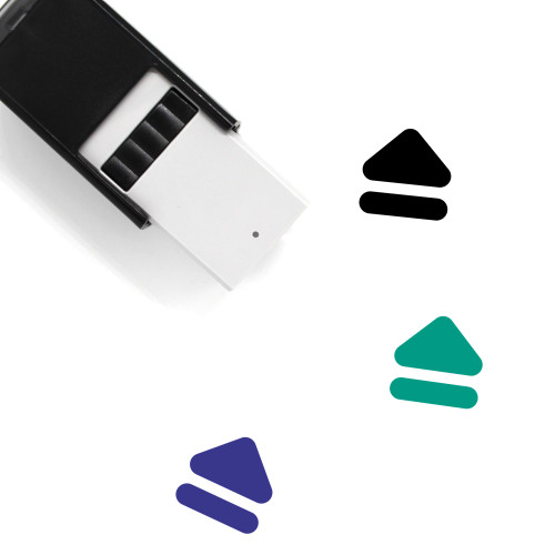 Eject Self-Inking Rubber Stamp No. 88