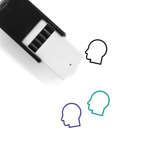 Account Self-Inking Rubber Stamp No. 188