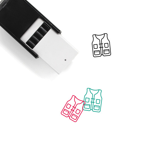 Hunter Self-Inking Rubber Stamp No. 23