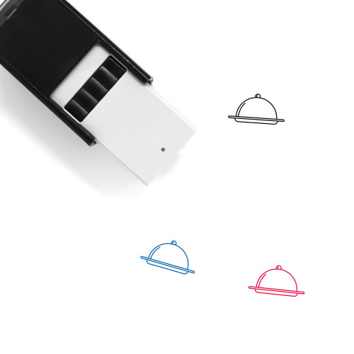 Cloche Self-Inking Rubber Stamp No. 64