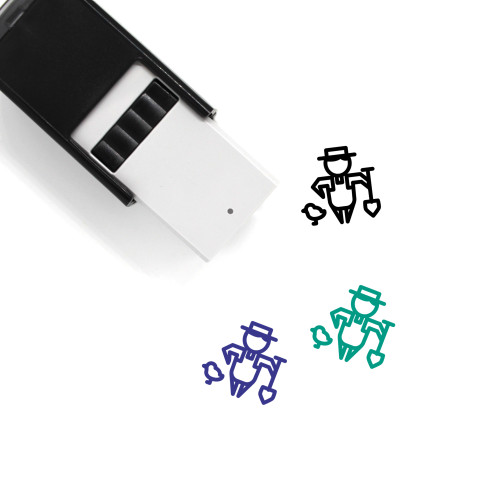 Farmer Self-Inking Rubber Stamp No. 59